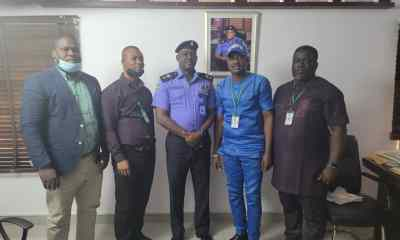 Police: Our officers Are inspired by IG's visit- Adejobi, Lagos PPRO