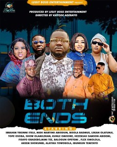 """Watch Out For 'Both Ends"""" By Legit Boss Ent"""