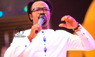 How Prophet Joshua Iginla Accurately Predicted Outcome Of Zambia Election (VIDEO)
