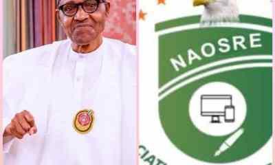 NAOSRE Calls On Buhari To Investigate Disclosure Of Boko Haram's Sponsors https://saharaweeklyng.com/naosre-calls-on-buhari-to-investigate-disclosur/