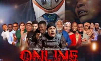 ONLINE, Saidi Balogun's Latest Work, Premieres 19th Of November