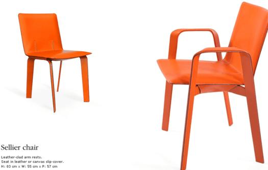 sellier chair