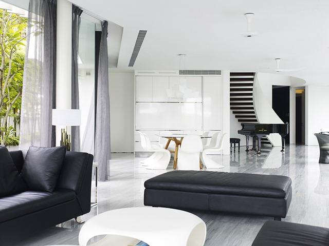 precious-black-and-white-interior