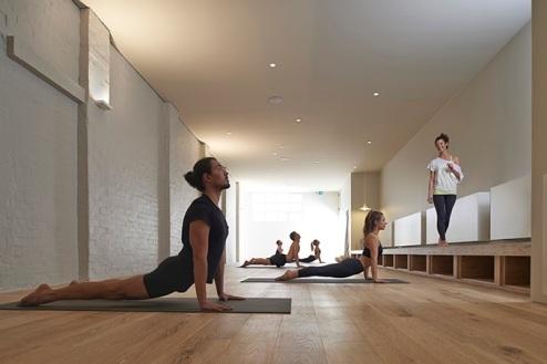 yoga studio 7