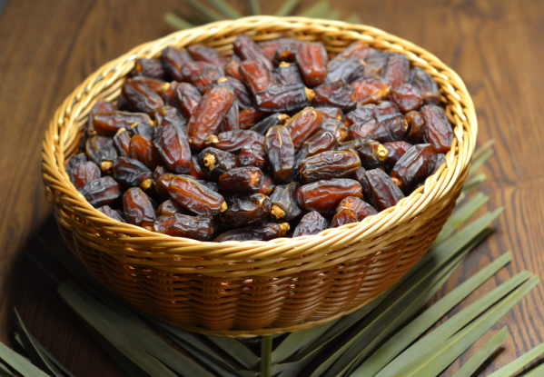 Mabroom Dates in 3 KG Premium Pack