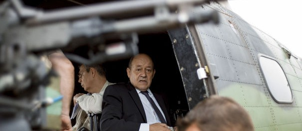 Redéploiement de l'armée française dans la bande sahélienne