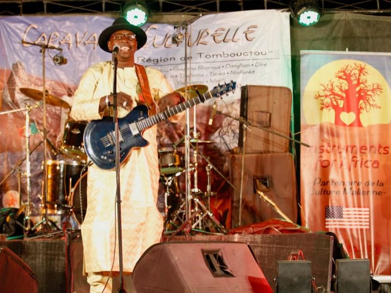 Niafunké's tribute to the late Aly Farka Touré