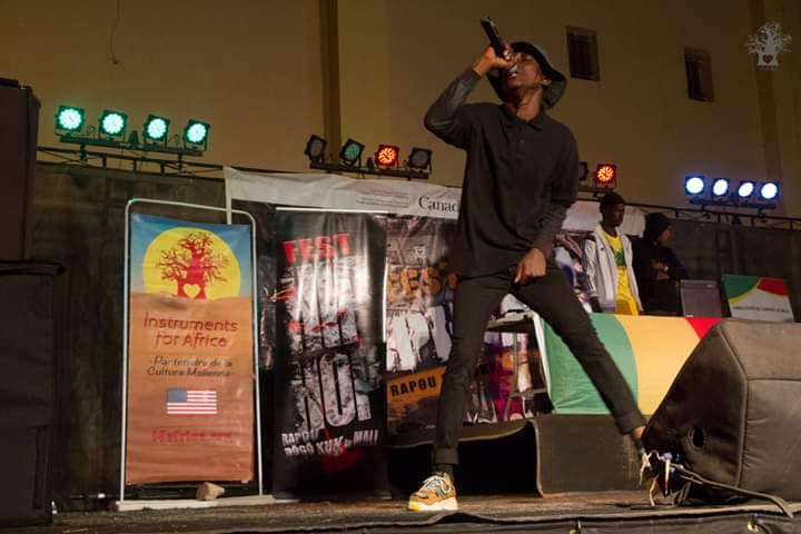 Fest Hip Hop à Mopti un défi rélévé