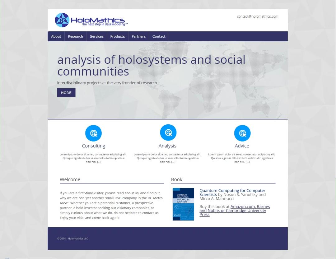 home-holomathics