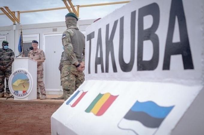 Lutte contre le terrorisme dans le sahel : lancement officiel de la TF Takuba