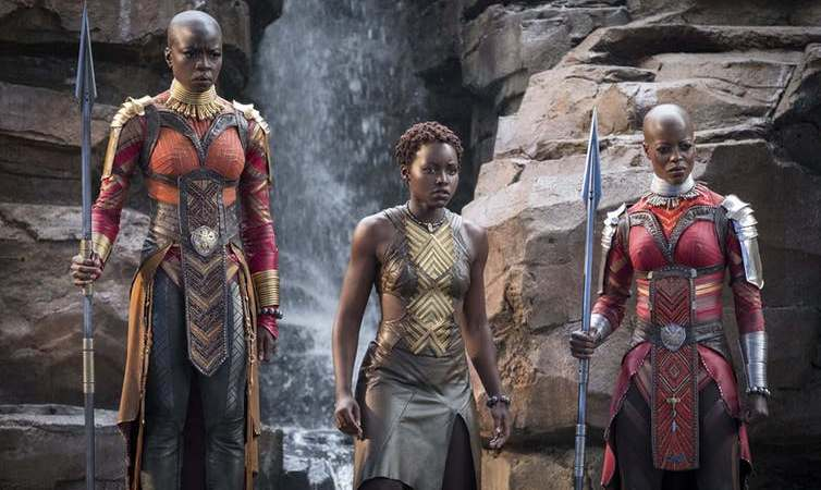 Avec « Black Panther », la fiction vole au secours d'une réalité fantasmée