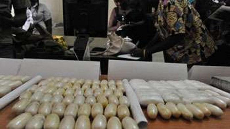 Mali: l'Office central de lutte contre les stupéfiants fait une importante saisie provenant du Nigéria