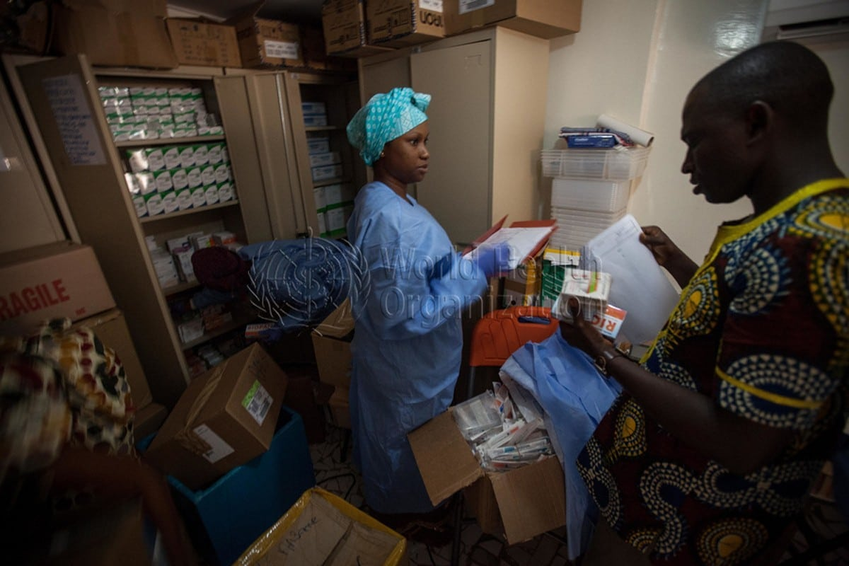 Ebola–Côte-d'Ivoire: admise en soin, la jeune guinéenne pourrait n'avoir «pas eu la maladie»