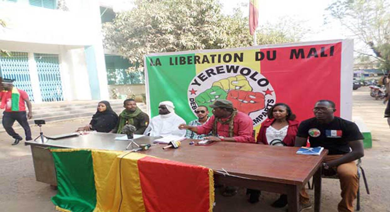 Départ de la France du Mali : «Yèrèwolo Debout sur les Remparts» n'a pas encore enterré sa hache de guerre
