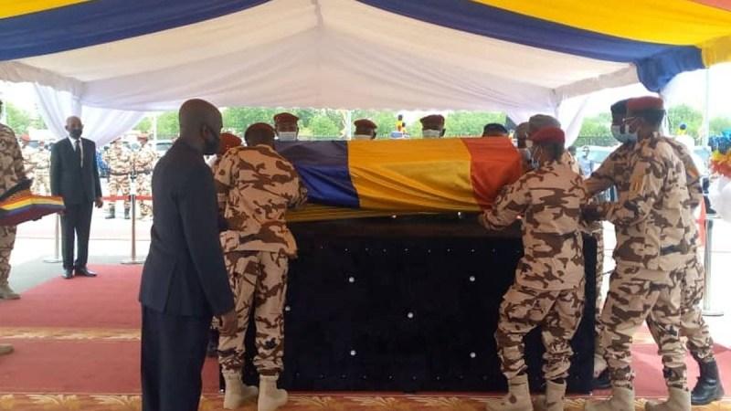 Tchad : dernier hommage à Idriss Déby