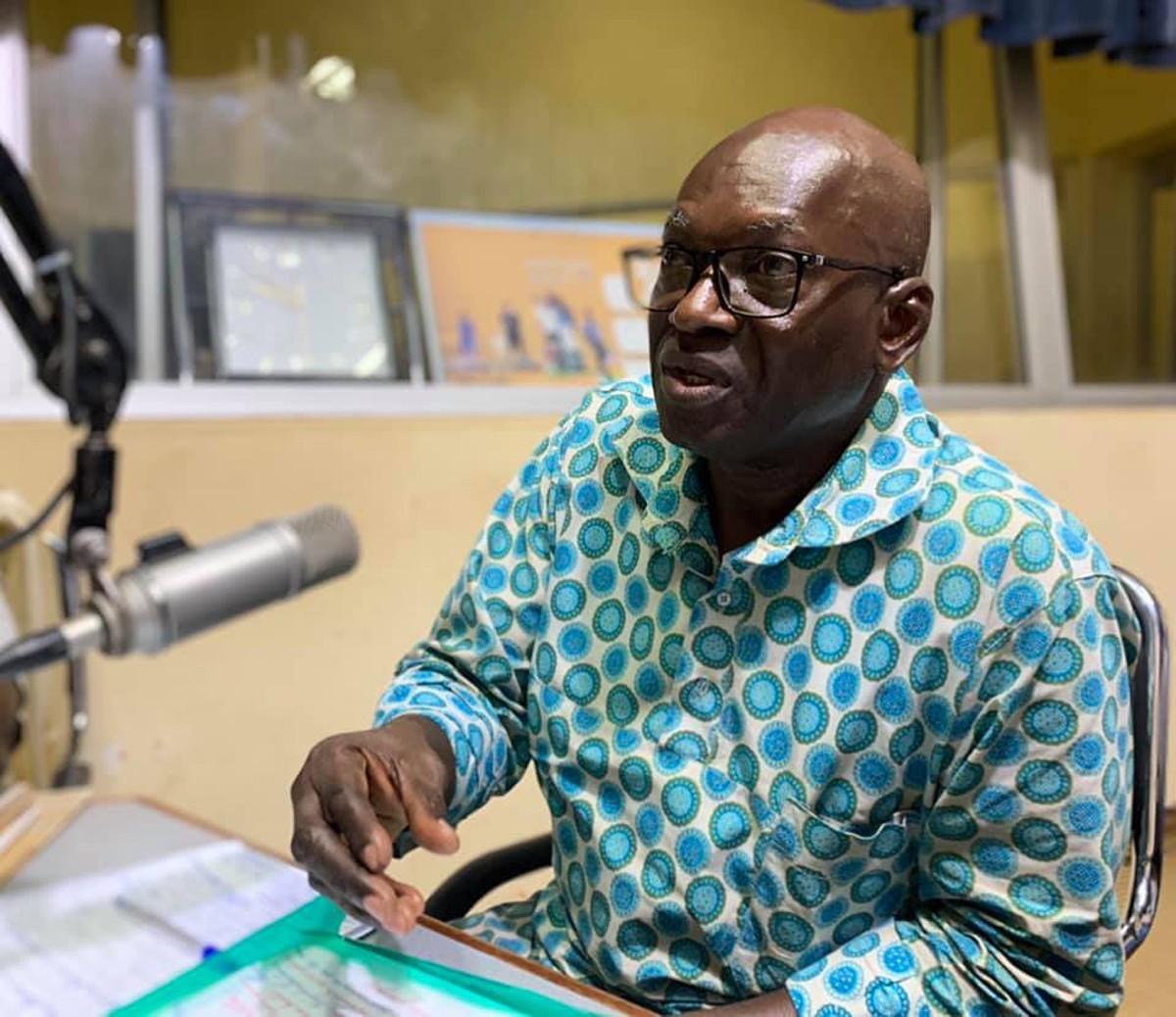 Au Mali, il risque d'avoir « plusieurs articles 39 », prévient Daouda Tékété