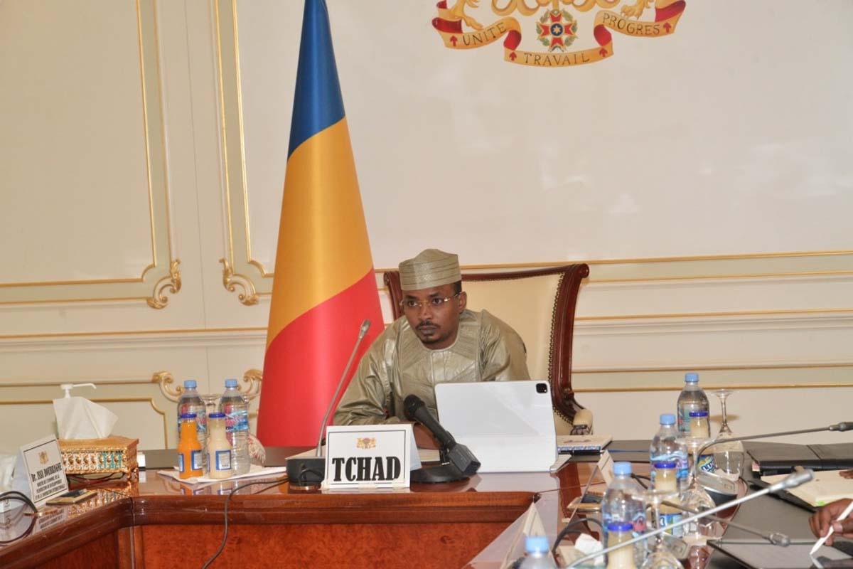Transition au Tchad : à la CEMAC, Mahamat Idriss Déby donne des assurances