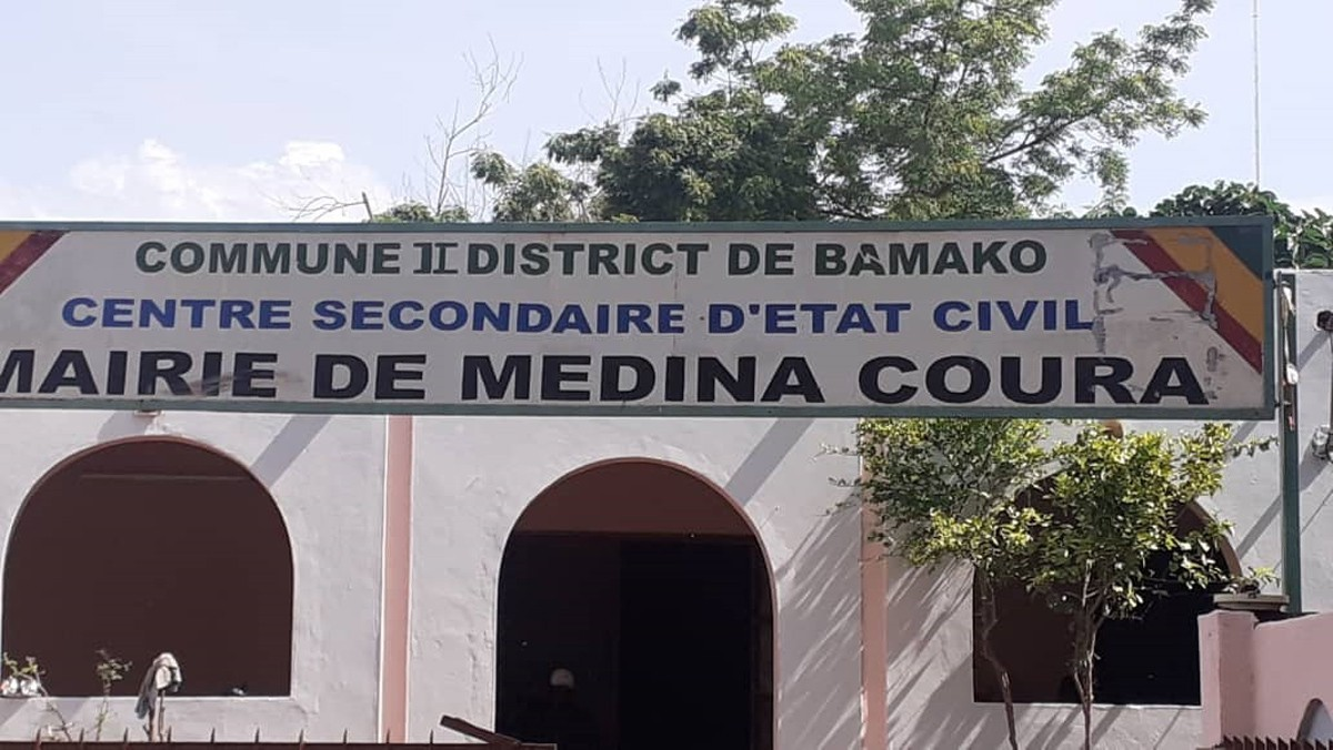 Bamako : en moins de trois mois, la mairie de Médina Coura fait peau neuve