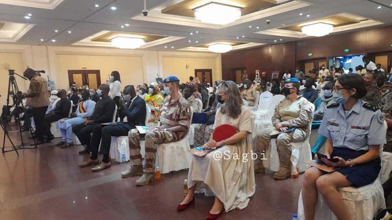 Journée internationale de la Paix: au Mali, la célébration de la Minusma et l'AMANU