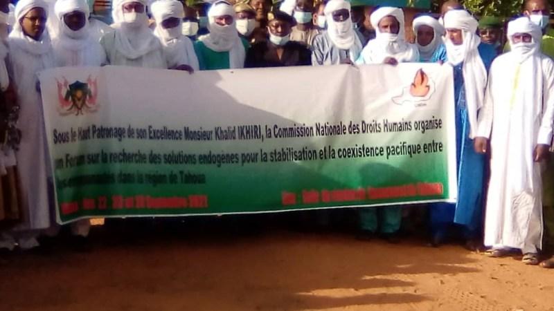Crise sécuritaire au Niger, forum pour recueillir des solutions endogènes