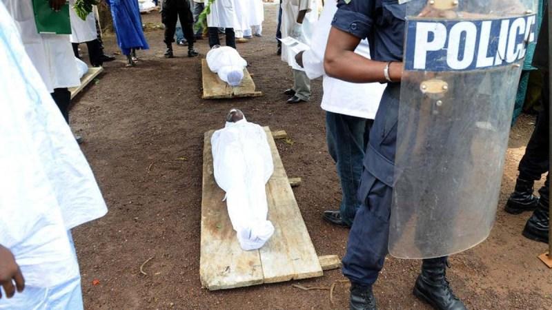 Guinée : l'interminable attente du procès des auteurs du massacre du 28 septembre2009