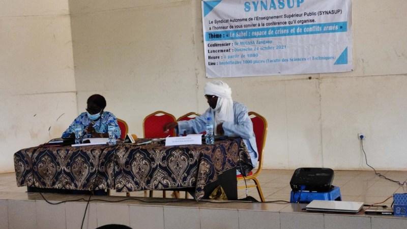 Sahel: l'œil des universitaires nigériens sur «espace de crises et de conflits armés»