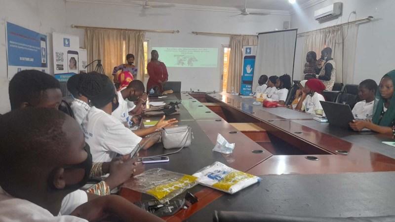 Journée mondiale de la fille: à Bamako, une session de vulgarisation de Zéro VBG
