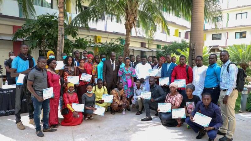 Médias — Mali: sortie de la première cohorte de Kalan blon, école virtuelle de journalisme
