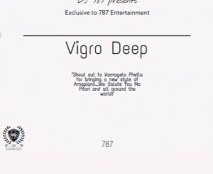 Vigro Deep – Rise of baby Boy (Quarantine)