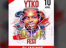 Dj Jaivane - YTKO 32 HOUR FEST 1 Hour Mix