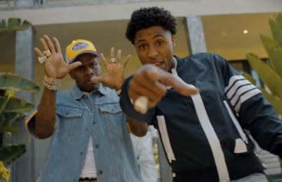 (Video) DaBaby ft NBA YoungBoy - Jump