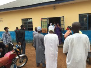 Field Trip to Primary Health Care center at Maikunkele by TCI Team