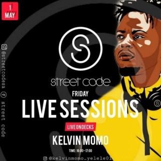 Kelvin Momo - Street Code Amapiano Live Sessions