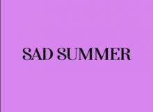 The Big Hash ft Malachi - Sad Summer