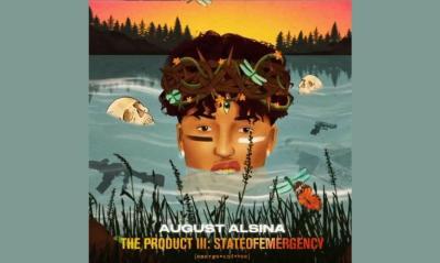 ALBUM: August Alsina - The Product III: stateofEMERGEncy