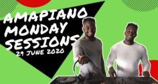 PS DJz - Amapiano Monday Sessions Mogodu Mondays Moja Cafe Double Trouble Mix