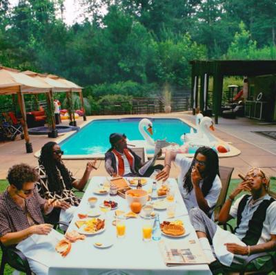 ALBUM: K Camp & RARE Sound - RARE Family