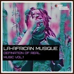 ALBUM: La-African Musique - Defination Of Real Music Vol. 1