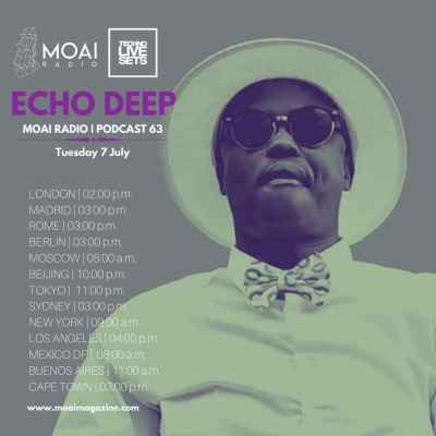 Echo Deep - MOAI Radio Podcast 63