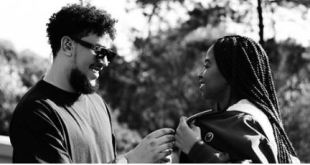 AKA features new bae, Nelli Tembe in his upcoming Bhovamania merchandise