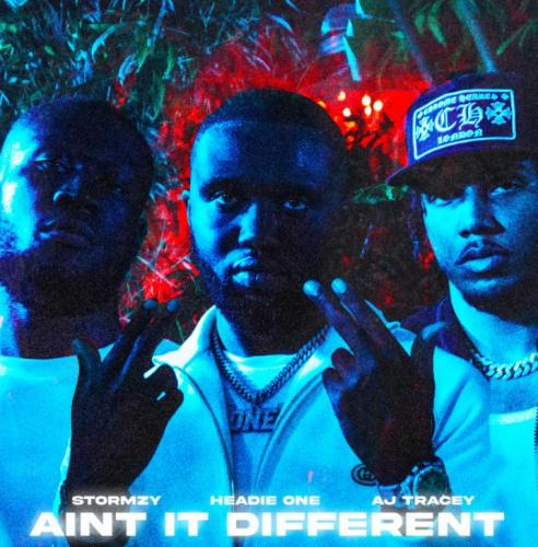 Headie One ft Stormzy & AJ Tracey - Ain't It Different