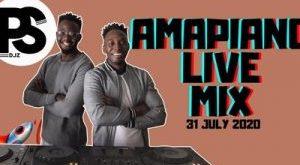 PS DJz - Amapiano Mix (31 July 2020)