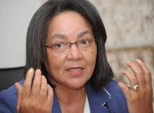 Ramaphosa advised to sanction Patricia de Lille