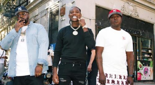 Smoke DZA ft Flipp Dinero & Jadakiss - Hibachi