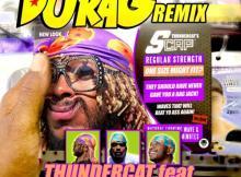Thundercat ft Guapdad 4000 & Smino - Dragonball Durag Remix