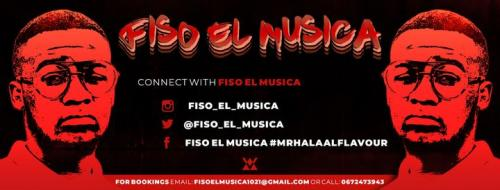 Fiso El Musica - AudioBox (Gangster MusiQ)