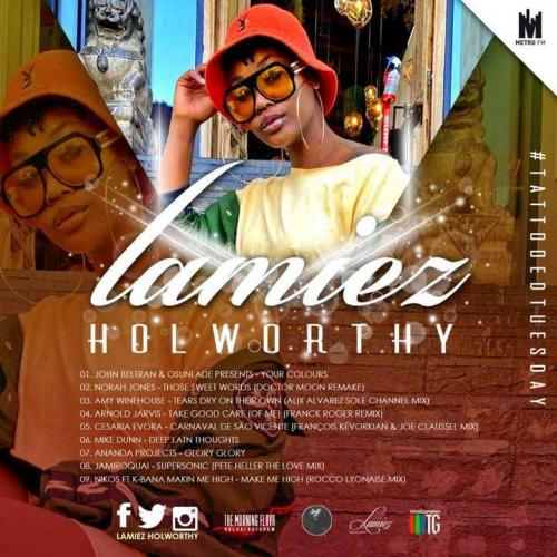 Lamiez Holworthy - TattoedTuesday 58 (The Morning Flava Mix)