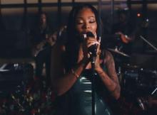 Summer Walker Performs ''Body'' for Jimmy Fallon