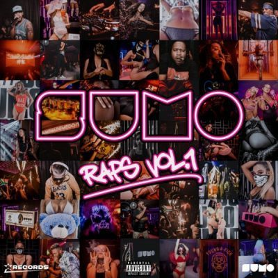 EP: Various Artists - Sumo Raps Vol. 1