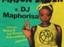 Major Lazer & DJ Maphorisa ft Nasty C, Ice Prince, Patoranking & Jidenna - Particula